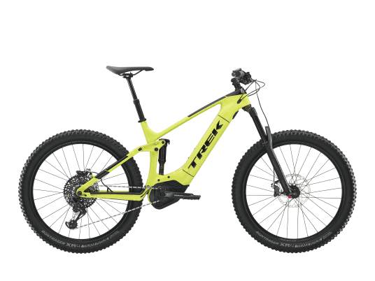 Trek Powerfly LT 9.7 Plus - Fully E-MTB - 2019