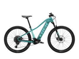 Trek Powerfly 5 Women's M | Teal/Miami Green