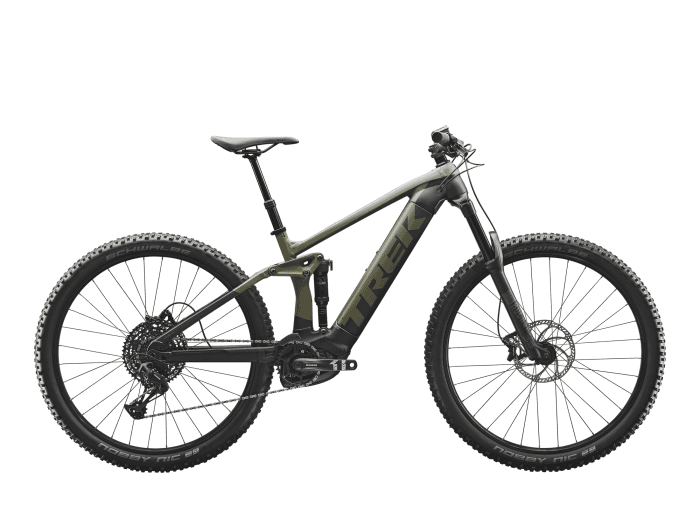 Foto: Trek Rail 5 E-Bike MTB Fully