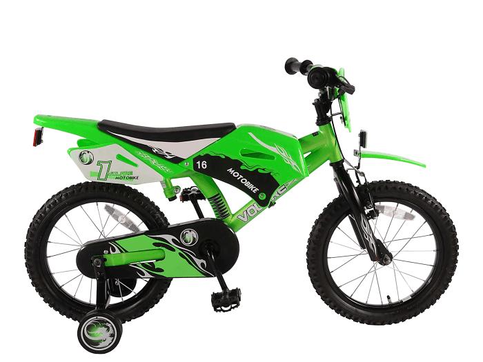 Volare Motobike Kinderfahrrad 16 Zoll Kinderfahrrad 2017