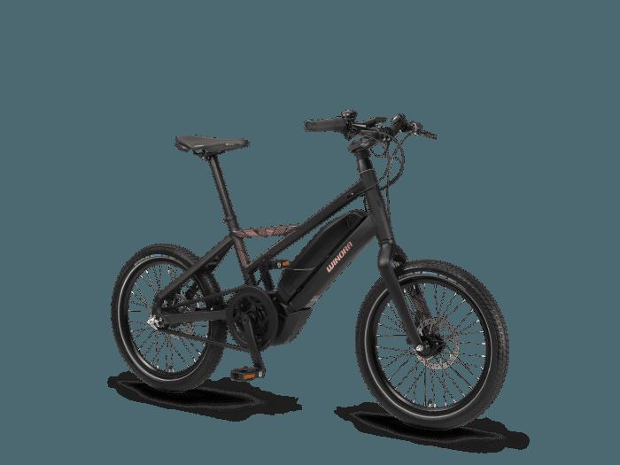 winora radius plain city e bike 2018 schwarz matt kupfer. Black Bedroom Furniture Sets. Home Design Ideas