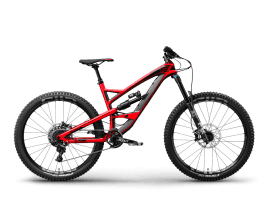 YT CAPRA CF Pro Medium | Coral Red/RAWR