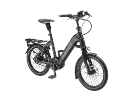 ZEMO Scooter 8N 20″ GPS-ready schwarz matt