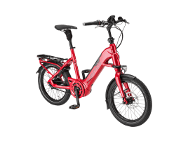 ZEMO Scooter 8R 20″ GPS-ready rot