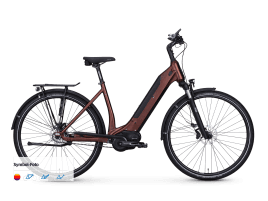 e-bike manufaktur 8CHT Diamant | 60 cm | kupfer matt